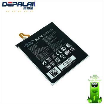 цена на Mobile Phone Battery For LG V30 V30+ V30A H930 H932 LS998 3300mAh Batteries BL-T34 Rechargeable Accumulator