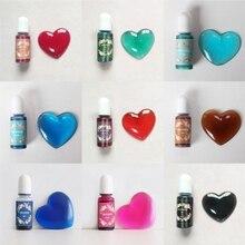 26 Colors Epoxy Resin Pigment Liquid Resin Colorant Pigment Resin Colorant Dye