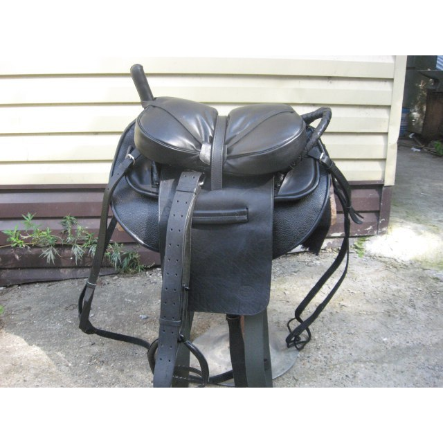 Set Of Horse Saddle Trick For Trick-riding