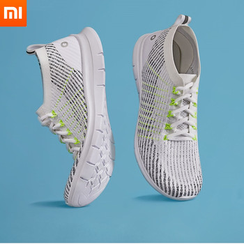 Original Xiaomi AMAZON Outdoor Sports Shoes Ultra Light Barefoot Running Shoes Classic Couple Breathable Lightweight Casual Shoe