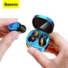 Baseus WM01 TWS Drahtlose Kopfhörer Mini Bluetooth Kopfhörer Wahre Drahtlose Ohrhörer HD Stereo Headset Für Xiaomi iPhone Ohr Knospen