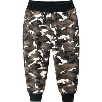 Wiosenne dziecięce spodnie kamuflażowe spodnie dziecięce dziecięce chłopięce bawełniane dorywczo modne spodnie jesienne chłopięce spodnie sportowe spodnie 4037 89 tanie i dobre opinie COTTON CN (pochodzenie) LOOSE Chłopcy Z KIESZENIAMI Pełna długość Dobrze pasuje do rozmiaru wybierz swój normalny rozmiar