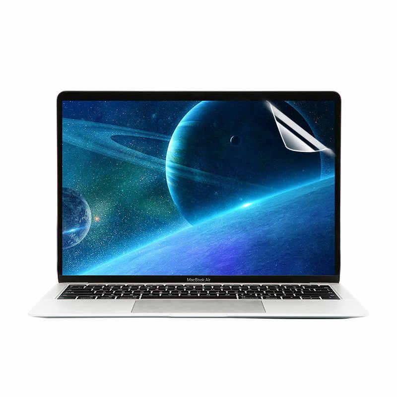2 pacotes protetor de tela para macbook pro 16 polegada portátil 2019 novo modelo a2141 hd filme claro