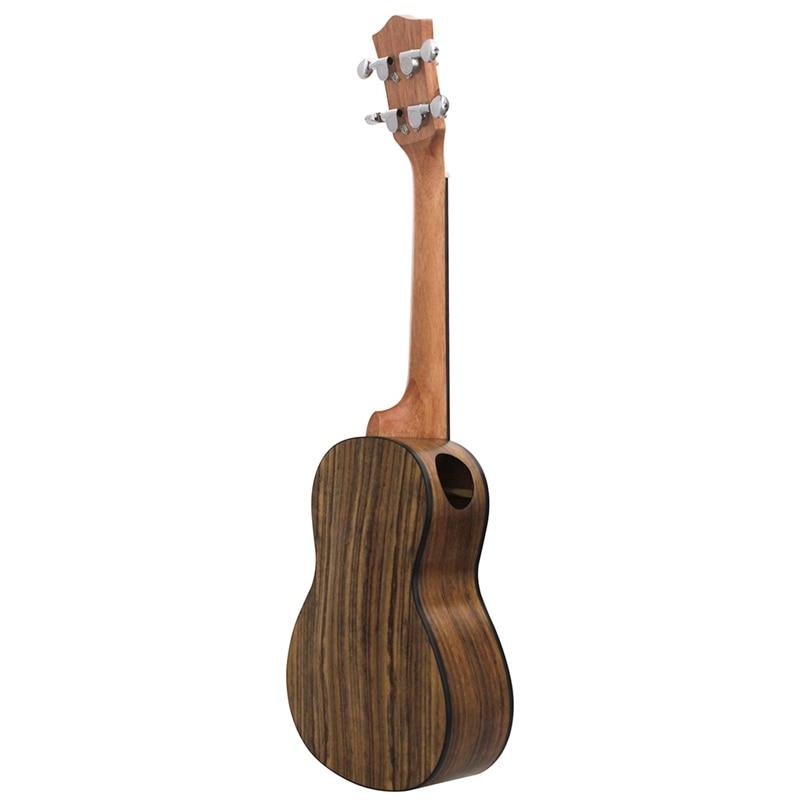 Irin ténor ukulélé Kits 26 pouces noyer bois 18 frette guitare acoustique Ukelele sac Capo sangle acajou cou Hawaii 4 cordes Guitarra - 4