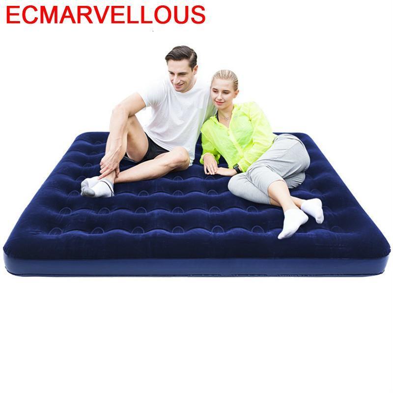 Travel Mobili Per La Casa Letti Plegable Room Bett Outdoor Lit Cama Bedroom Furniture Mueble De Dormitorio Home Inflatable Bed