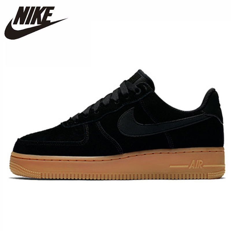 Nike Air Force 1 Original New Arrival Men Skateboarding Shoes  Lightweight Comfortable Sneakers #AA0287-002