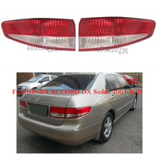 цены Rear Tail Light Outer side for HONDA ACCORD DX Sedan 2003-2005 Rear Lamp CM4 CM5 CM6 Brake Light Rear Bumper Light turn signal