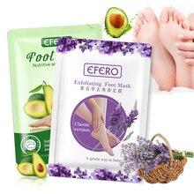 Pedicure Socks Moisturizing Mask Care Dead-Skin-Remover Peeling-Feet Exfoliating EFERO