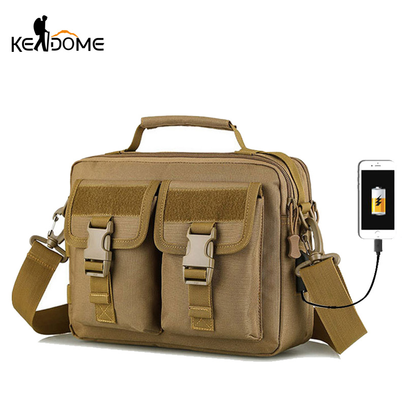 Outdoor Army Rucksack Camping Bags Trekking Men Women Tactical Shoulder Camouflage Military Traveling Commute Handbag XA888WD