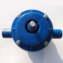 Heavy Duty Self Grundierung Hand Bohrmaschine Wasser Pumpe Hause Garten Kreisel übertragung licht flüssigkeiten Robuste kunststoff körper