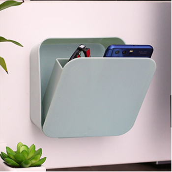 Toothbrush-Box Sealed-Storage-Box Cosmetic Plastic Tableware Wall-Mounted-Paste Square