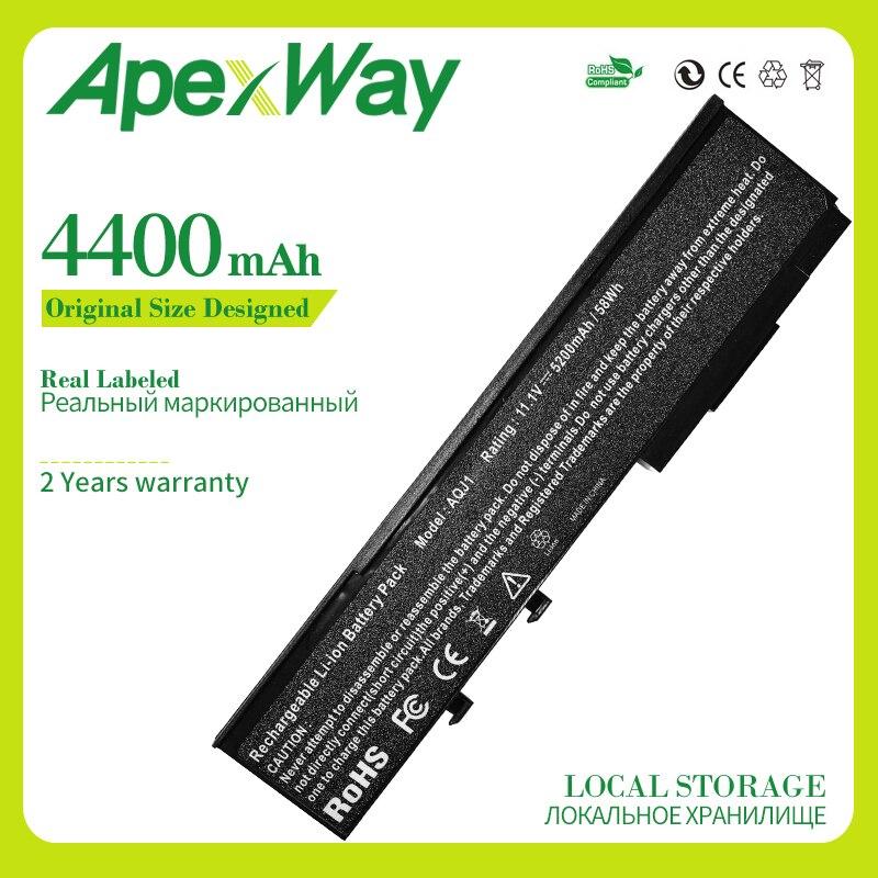 Apexway Laptop Battery BTP-ARJ1 For Acer TravelMate 6252 6291 6292 6452 6492 6493 6593 6553 6593G 3280 5540 2420 6231 4720 6292