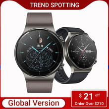 HUAWEI WATCH GT 2 Pro, Smartwatch, Built-in GPS Smart Watch ,14 Days Battery Life, 5 ATM water proof ,Heart Rate Tracker