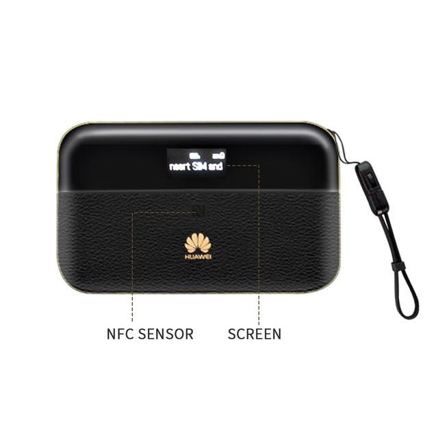 Huawei社E5885Ls 93a Cat6 携帯wifi PRO2 300 150mbpsの 4 4g lteモバイルwifiホットスポットとe5885 6400 2600mahのパワーバンクバッテリールータモデム
