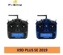 Frsky taranis x9d plus se 2019 스페셜 에디션 송신기 리모콘 rc multirotor fpv racing drone