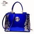 2020 женская сумка большой вместимости, модная классическая сумка-мессенджер для вечевечерние, черная кожаная вечерняя сумка, женские сумки ...