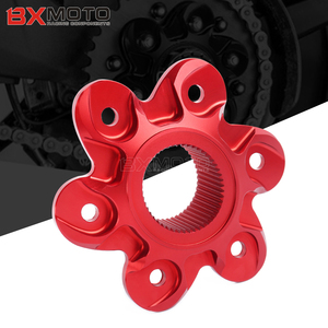 Motorcycle Rear Sprocket Cover Drive Flange Cover For Ducati Superbike 1098 1198 1199 1299 Monster 1200 Diavel Streetfighter