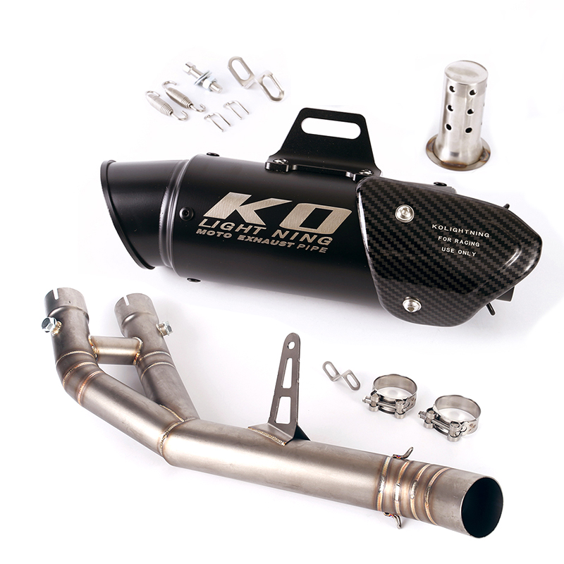 Для yamaha yzf r1 2015 2020 выхлопная система мотоцикла stainelss