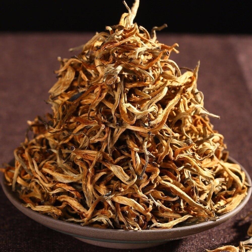 2020 Chinese Yunnan Dian Hong tea The Premium DianHong tea Beauty Slimming Diuretic Down Three Green Food dian hong Black tea