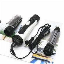 generation ion comb hair dryer multi-function blowing comb integrated hairdressing style hair dryer comb multi shaped hair comb set 10pcs
