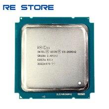 Processeur processeur Intel Xeon e2 2695 v2 2.40GHz, 30MB, 12 cœurs, 115W, LGA 2011 SR1BA e2 2695V2