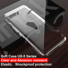 IMAK Crystal Case for ASUS ROG Phone II Case Asus ROG Phone 2 Back Cover Shockproof Armor for Asus Rog Phone2 ZS660KL Clear Capa