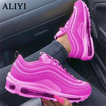 Trendy Sneakers 2020 Autumn New Lace Up
