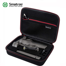 Smatree OSMO Mobile 3 Travel Hard Carrying Case Protective Case Portable Storage Box Compatible for DJI OSMO Mobile 3 цены