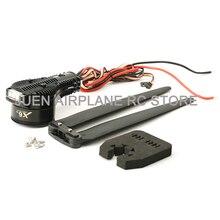 Ban Đầu Hobbywing X6 Điện Hệ Thống Nông Nghiệp Cho Máy Bay Không Người Lái Xe Máy ESC Cánh Quạt Và 30Mm Ống Adapter Gắn Xe Máy Combo