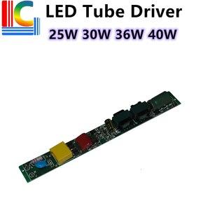 Image 3 - Groothandel 80 Pcs 25W 30W 36W 40W Led Tube Driver 300mA 350ma 380mA 420mA 450mA Power supply 110V 220V T8 T10 Verlichting Transformator