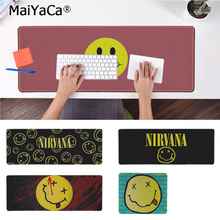 MaiYaCa Funny Smiley face Laptop Computer Mousepad Rubber PC Gaming mousepad