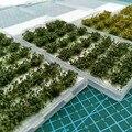 Simulation Modell Szene Blume Cluster Simulation Floristic Anlage Modell Spielzeug Landschaft, Der Sand Tabelle DIY Geschenke