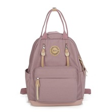 Fashion Backpack Women Preppy School Bags For Teenagers Backpack Female Nylon Travel Bags Girls Large Capacity Backpack Mochilas стоимость