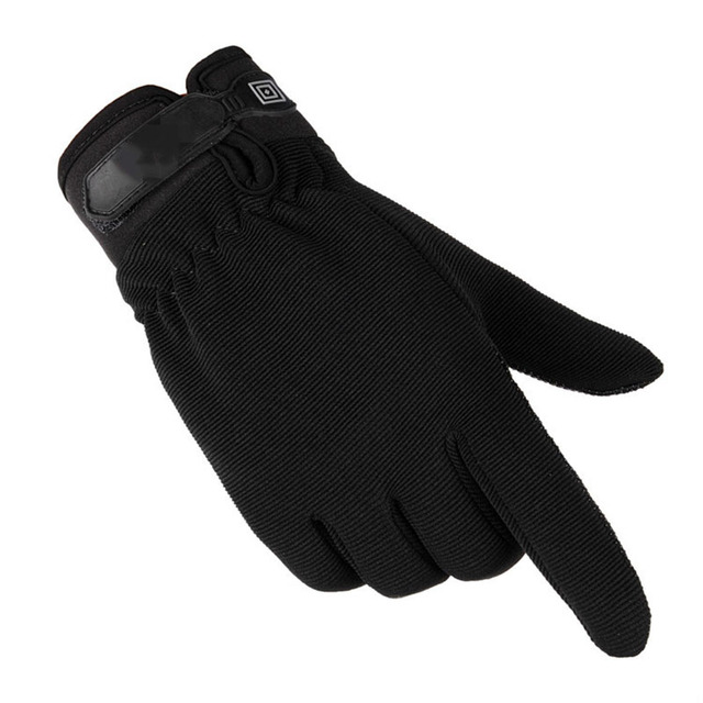 Men's Sport Tactical Gloves Fingerless Army Lightweight Summer Breathable Riding Female Gloves Full Fingers Non-Slip 3