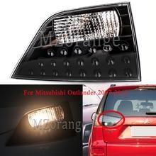 For Mitsubishi Outlander 2007-13 Rear Tail lights Inner Side turn signal taillights Bumper Light Warning Light Brake Light все цены