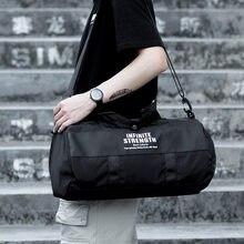 Уличные водонепроницаемые нейлоновые спортивные сумки для тренажерного