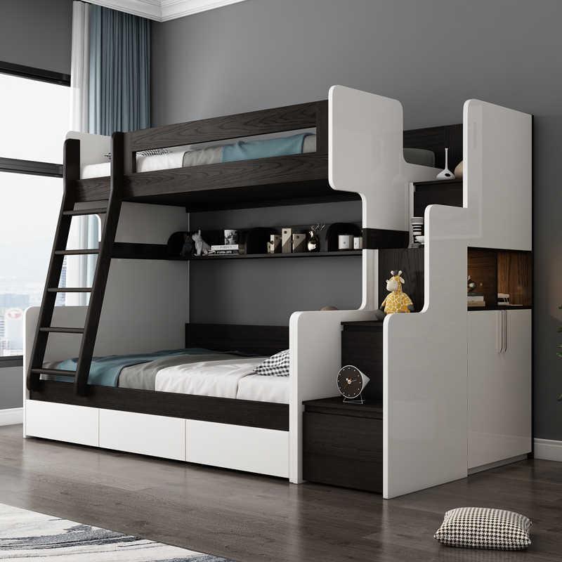 Hot Sale Children Bunk Bed Modern Design New Style Beds Aliexpress