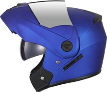 Casco de carrera para motocicleta, cubierta abatible para vehículo de carreras