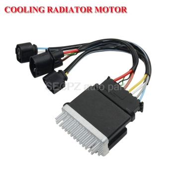 Engine Cooling Fan Control Unit Module Accessory Fit For Audi A4 A5 A6 A7 Q3 Q5 RSQ3 2011-2016 8K0959501G 8K0 959 501 G