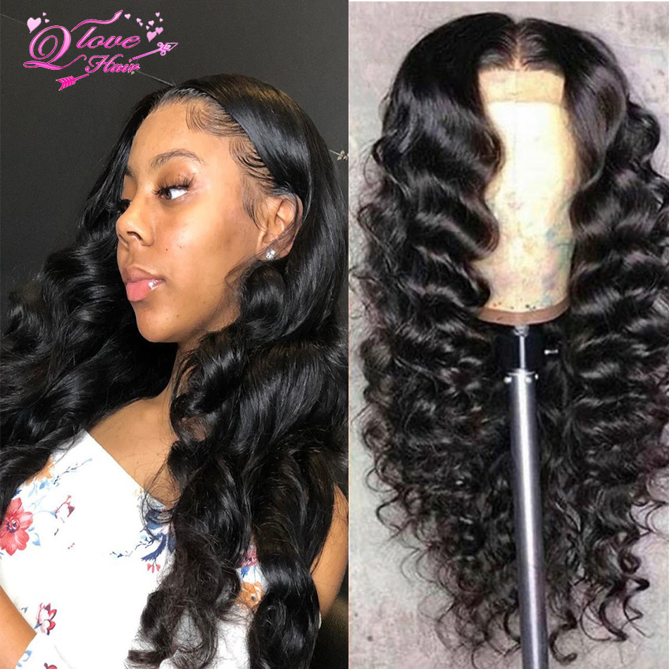 13x4/13x6 Lace Front Wigs Loose Wave Brazilian Remy Hair 30 Inch Wig Pre Plucked Human Hair Wigs For Women Transparent Lace Wigs
