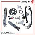 TCK0403-JC комплект цепи ГРМ для автомобиля TOYOTA 3RZ-FE GRANVIA HILUX LANDCRUISER DOHC 16V 2.7L 1995-2005 запасные части двигателя