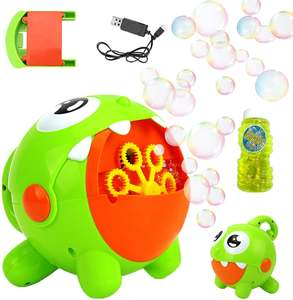 Bubble-Machine for Kids Automatic 3000 Wedding Party Durable