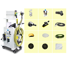 Mill-Tools Car-Clean Polishing-Repair-Kit Electric-Dry-Polisher Paint Ac 220V Equipment