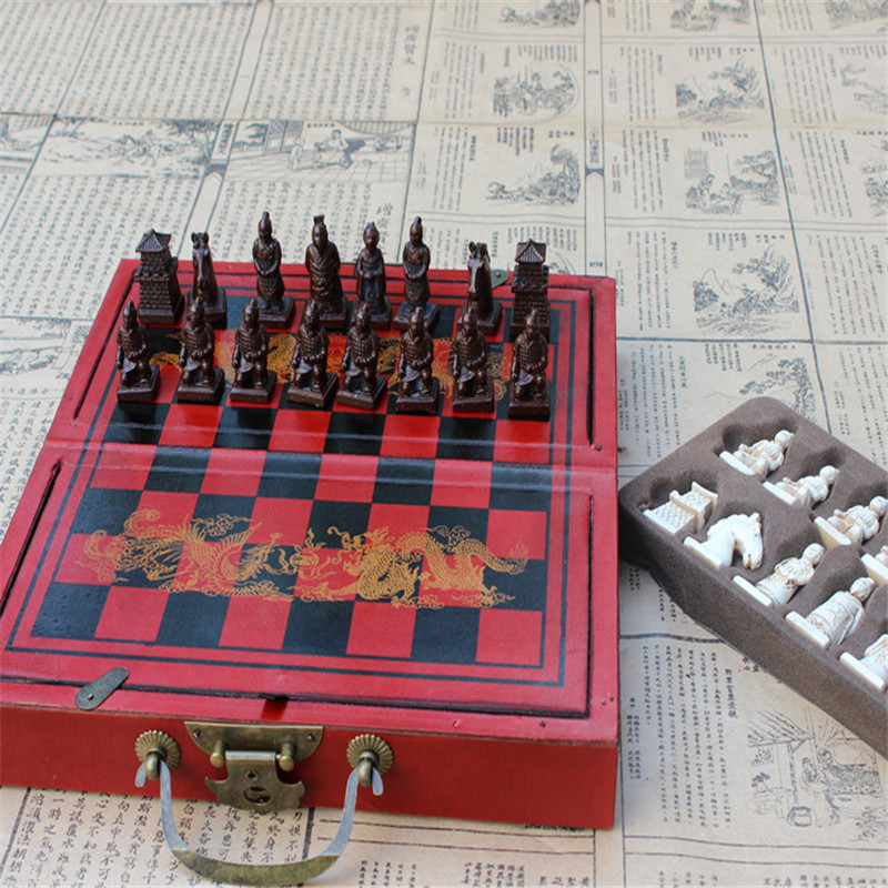 Hot Folding Magnetic Travel Chess Set Suitable For Children Or Adults Board Game 25x25cm (metery White And Brown Chess Pieces)