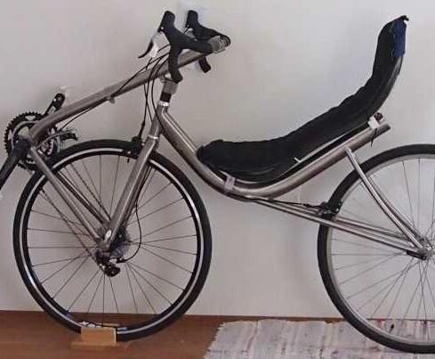 Road-Bike-Frame Titanium-Road Breakaway-Design with Cheap 700c-Wheel Hot-Sale Popular