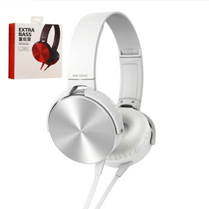 Image 5 - 3.5mm אודיו על אוזן אוזניות עם מיקרופון מחשב לוח מחשב נייד מחשב נייד מתקפל שטוח סטריאו בס אוזניות אוזניות עם 1.2M כבל