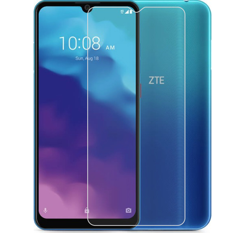 2PCS For ZTE Blade A7 2020 Tempered Glass Protective  2.5D High Quality FOR ZTE Blade A7 2020 Screen Protector Glass Film Cover