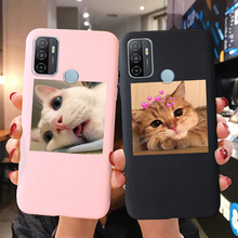 Candy Cat Phone Case For IPhone 12 Mini 11 Pro Max Soft Tpu Protective Case For IPhone 7 8 Plus 5 5s 6 6s X XR XS Max SE2 Fundas