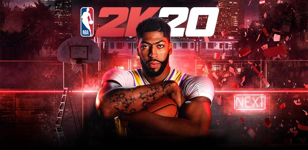 NBA 2K系列 13-20