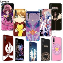 Lavaza Anime Carte Captor Sakura TPU étui pour huawei Mate 10 P8 P9 P10 P20 P30 Y7 Y9 Lite Pro P Smart Mini 2017 2019 2018(China)